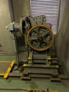 EV(エレベータ)機械室