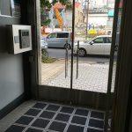 OMビル 玄関